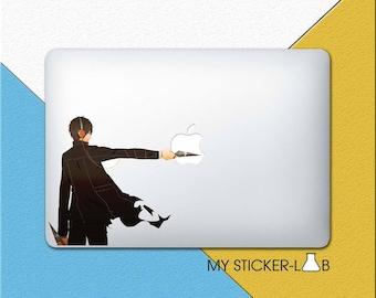 Persona MacBook Decal Persona MacBook Sticker Persona Decal Persona Sticker Persona Anime Decal Megami Tensei Persona Game Anime Vinyl bn246
