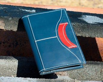 University Pride: UA 16 Pkt Field Notes Wallet