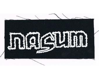 Nasum Band Patch