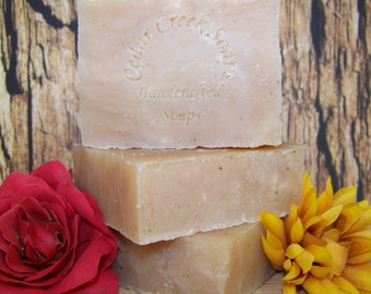 Fresh Ginger Lime Cold Processed Soap Vegan Fresh Ginger Lime Soap