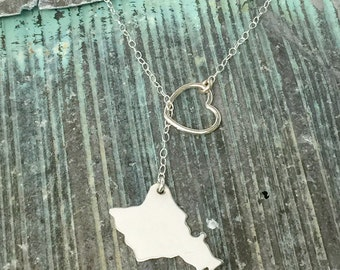Oahu Lariat Necklace