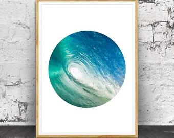 Sea Print, Sea Wall Art, Sea Photography, Sea art, Ocean Print, Ocean Art, Ocean Decor, Sea Decor,  Ocean Photography, Ocean Waves Print