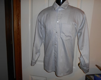 Men's open Back Shirt