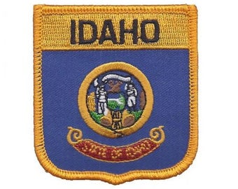 Idaho Patch (Iron on)