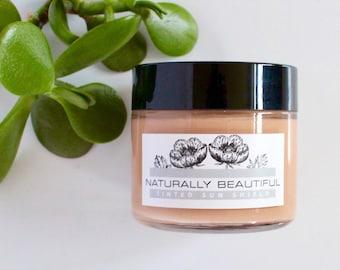Tinted Moisturizer - Antioxidant - Face Cream - Day Cream - Natural Skin Care - Face Moisturizer - Sunscreen - Bath & Beauty - Natural