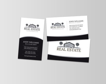 Century 21 business card real estate business card design real estate business card template realtor business cards builder calling card design property flashek Gallery