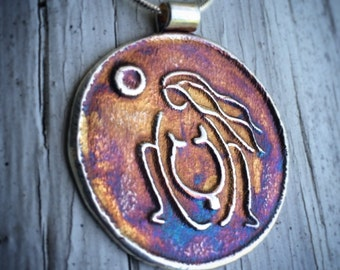 Baby Catcher Pendant