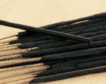 50 Pack Hand-dipped Aromatherapy Incense Sticks SANDALWOOD SCENTED