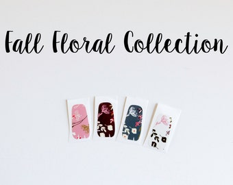Dexcom Transmitter Skin - Fall Floral Collection