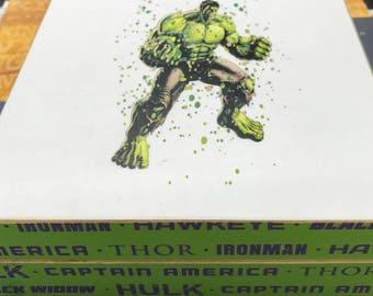 Incredible Hulk Decorative box
