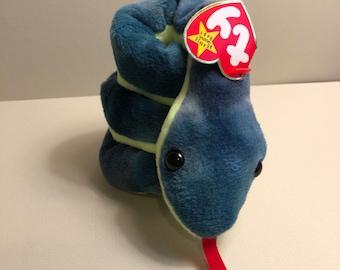 Hissy Snake - Ty Reptile Beanie Baby