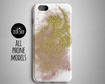 Gold Glitter iPhone 7 Case Gold iPhone 8 Plus Case Glitter iPhone 6S Case Glitter iPhone Case iPhone 8 Case iPhone 6 Case iPhone 7 Plus Case