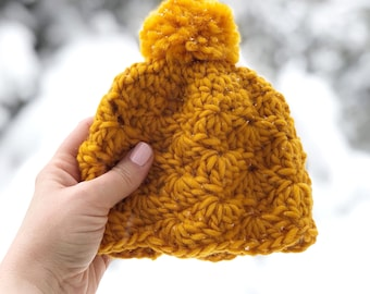 Crochet Infant Hat - Adoption Fundraiser