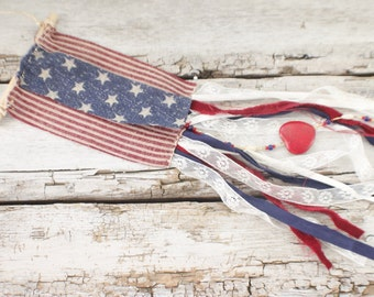 Patriotic decor, wall hanging, wall decor, patriotic gift, patriotic home decor, american flag, home decor,gift for her, gift for him