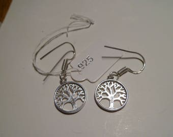 Sterling Silver life tree