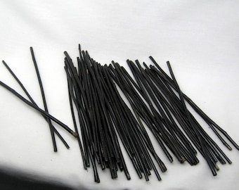 Divination tools i ching staves divination set Dried yarrow stalks hexagram stems sticks achillee iching black or red