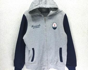Rare!!Maserati sweatshirt Hoodie