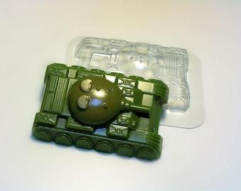 Tank - plastic soap mold soap making soap mould molds soap mold