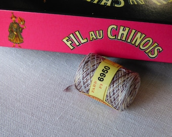 Ombre Chinese 6950 Cappucino cocoon