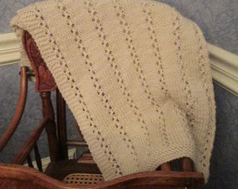 PDF MILLER'S Baby Blanket Pattern
