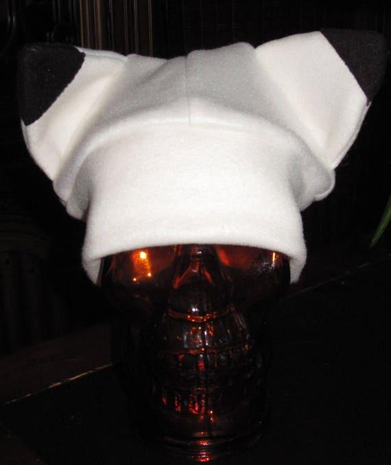 New Alola Forms Ice Pikachu fleece ear hat in 6 sizes