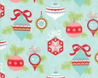 United Notions - Moda-Bonnie and Camille- Vintage Holiday-55160 13- CT122115-100% Quality Cotton by the Yard or Yardage