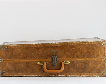 Vintage Suitcase, Trunk Suitcase, XXL Suitcase, Samsonite Suitcase, Luggage, Samsonite Luggage, Vintage Trunk Suitcase, Old Suitcase Trunk
