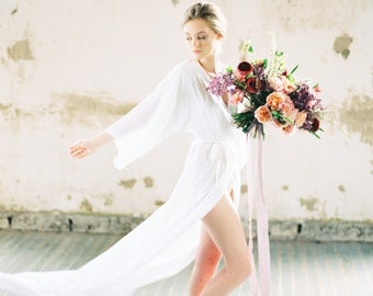 Victoria Bridal Robe Gown