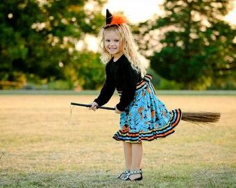 Halloween cosette dress