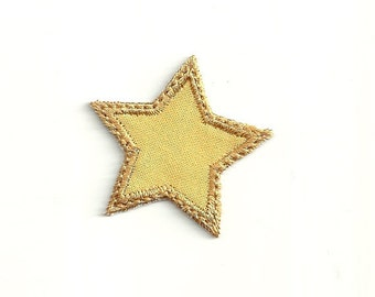Tiny Star Patch! Custom Made! AP65