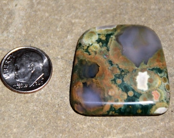 Rainforest Jasper Freeform