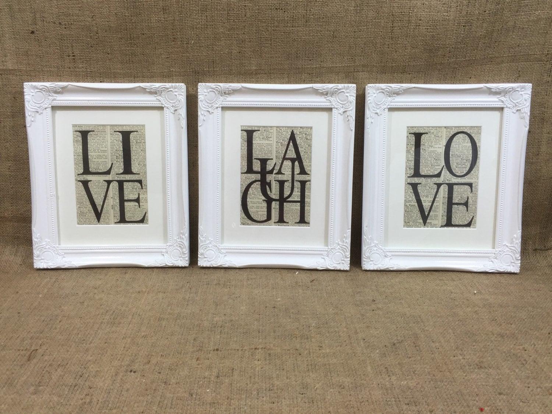 Wedding Gift | Gift Set | Frame Set | New Home Gift | Framed Gift ...