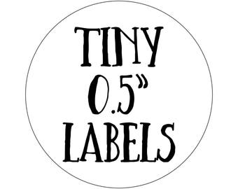 Lipgloss Labels, Lipstick Labels, Cosmetic Labels, Tiny Labels, Small Stickers, Tiny Stickers, Cosmetic Stickers, Labeling Stickers