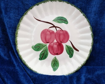 Blue Ridge Big Apple Southern Potteries Dinner Plate 10 1/4""
