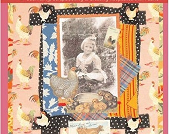 Sale! Quilted Memories Journaling Scrapbooking and Creating Keepsakes with Fabric by Lesley Riley