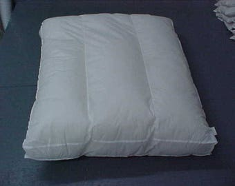 Inserts for Floor Cushions or Puppy Bed Slipcovers-Poly Pillow INSERTS ONLY-Boxed Cushion Inserts