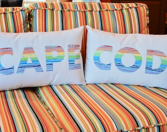Cape Cod Pillows