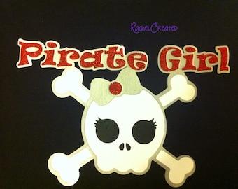 Pirate Girl Shirt