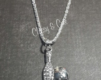 Bowling Necklace