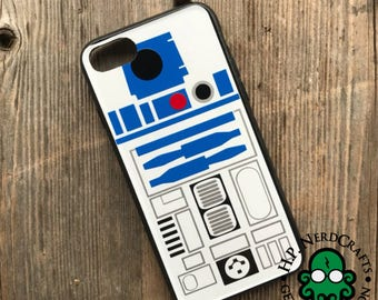 R2 Droid Phone Case