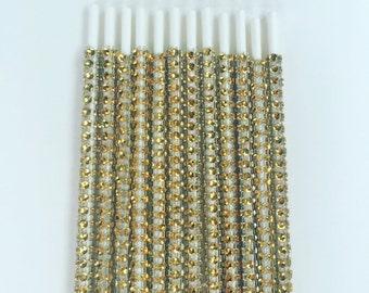 Blingsticks- Cakepops blingsticks- apple blingsticks- cakepop sticks