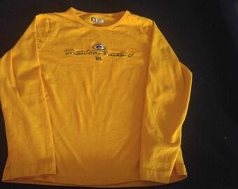 Womens Green Bay Packers Longsleeve T Shirt
