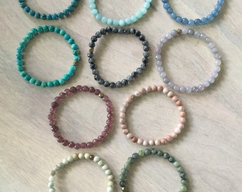 Stone Stackers Bracelet
