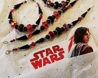 Kylo Ren Inspired The Last Jedi Bracelet
