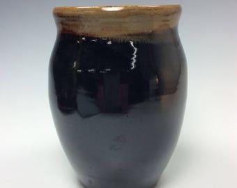 Handmade, wheel thrown, Vase