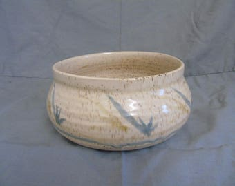 William Hedge, 'Bill the Potter' Hedgecraft Pottery bowl