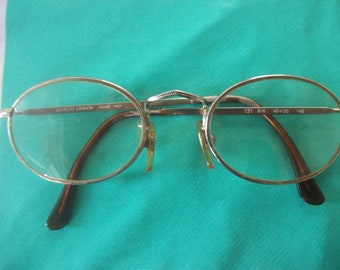 vintage GIORGIO ARMANI eye glasses 131 816