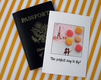 Passport Cover Case Holder
