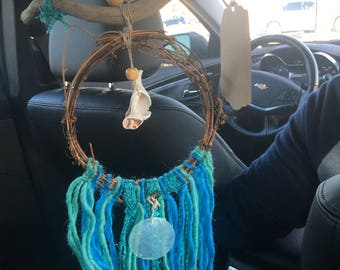 Sea dream catchers