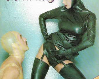 Rubber Quarterly Fetish Magazine No 01
